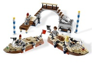 Лего Индиана Джонс Погоня на канале в Венеции lego indiana jones