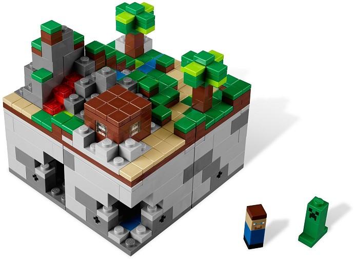 Лего майнкрафт купить широкий выбор