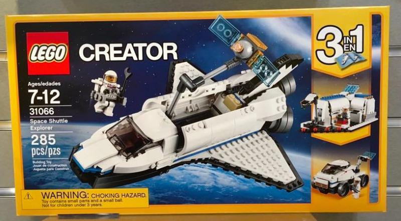 Лего 31066 цена