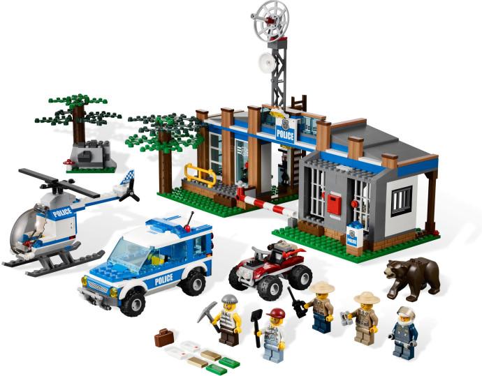 4440 Лего Сити полиция