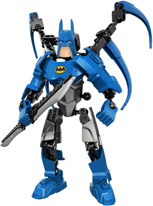 Лего супергерои бэтмен конструктор