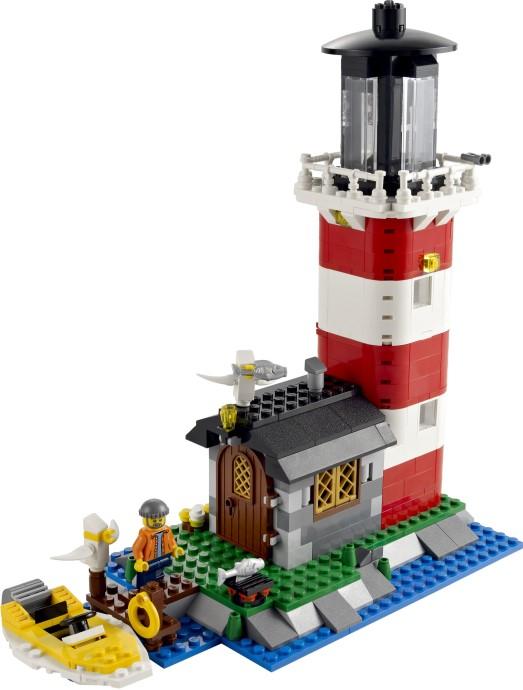 На острове lego creator конструктор лего