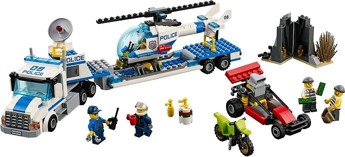 60049 лего сити вертолет транспортер