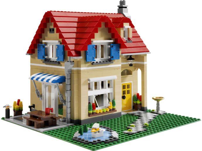 Как сделать детский домик инструкция