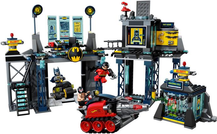 6860 пещера бэтмена конструктор лего