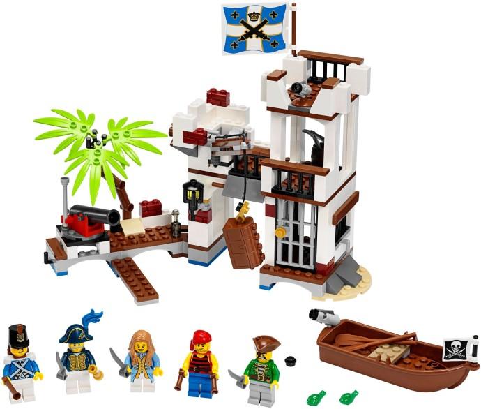70412 форт конструктор лего