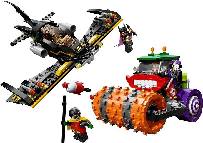Машина джокера конструктор лего