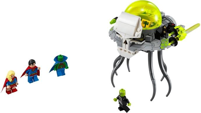 76040 атака брейниака конструктор лего