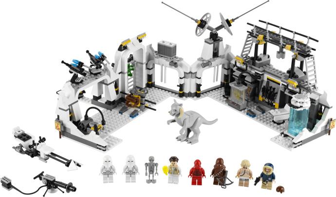 Лего базы