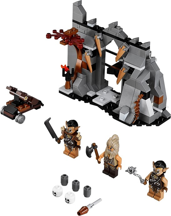 Лего хоббит купить