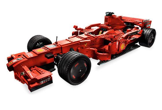 Kupit 8157 Lego Gonki Gonki Ferrari Formula 1 1k9 Konstruktor Lego
