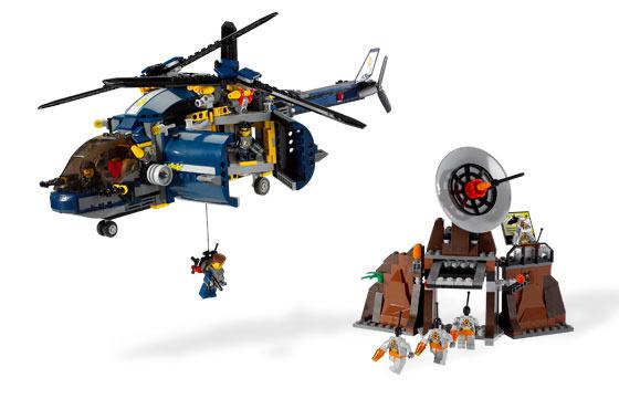 8971 лего агенты модуль воздушного