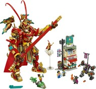 Лего 80012 Monkey King Warrior Mech конструктор Lego Monkie King