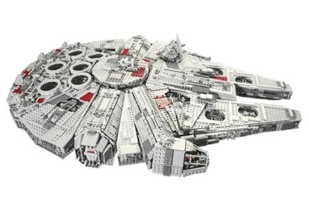 Лего 10179 Сокол тысячелетия - конструктор Lego Эксклюзив купить в Москве и с доставкой по всей России за 176458.00 руб