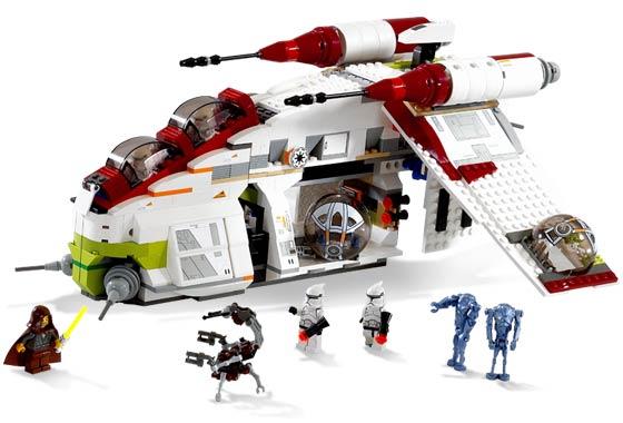 Конструктор lego city town 60204 городская больница