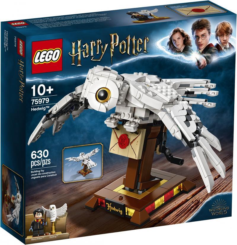 Лего 75979 Hedwig конструктор Lego Гарри Поттер купить в ...